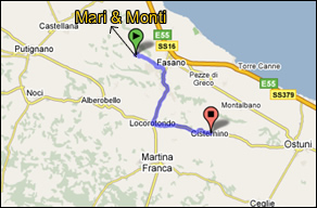 Mari e Monti Bed and breakfast - Zoosafari e Fasanolandia